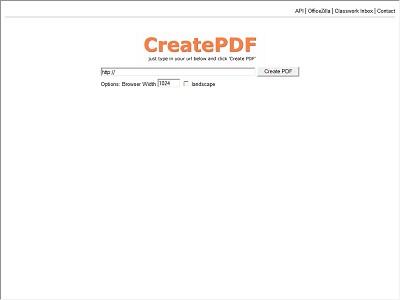 Createpdf.in