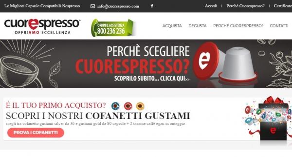 Cuorespresso.com