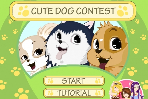 Cut Dog Contest