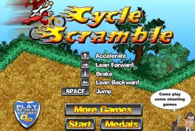Cycle Scramble