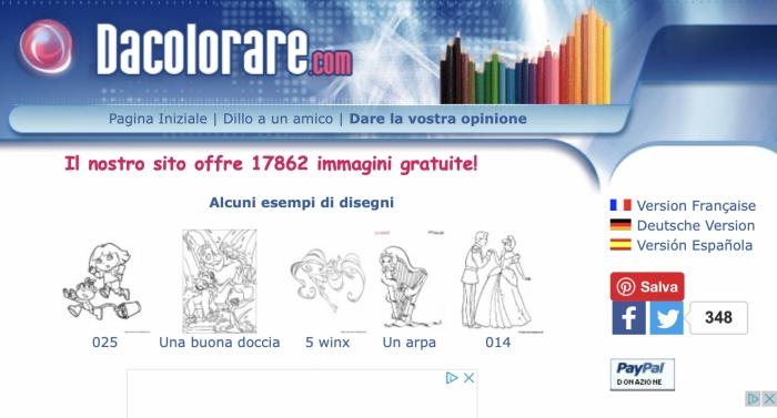 Dacolorare.com