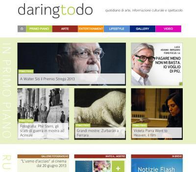DaringToDo