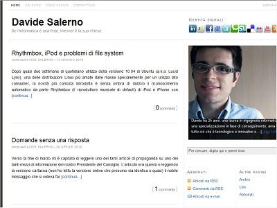 Davidesalerno.net