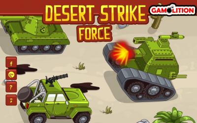 Desert Strike Force
