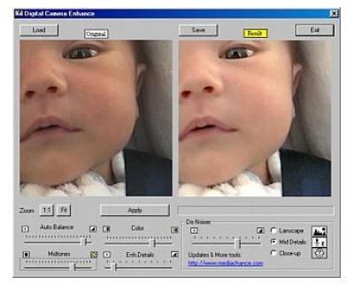 Digital Camera Enhancer