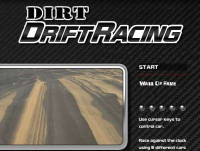 Dirt DriftRacing