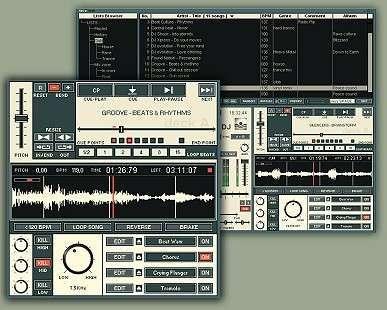 Discoteque Sound System