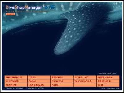 DiveShopManager