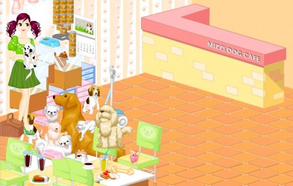 Dog Room Decoration