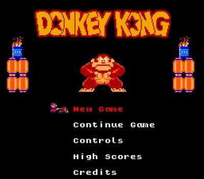 Donkey Kong Arcade Retun