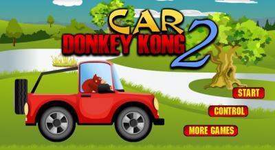 Donkey Kong Car 2