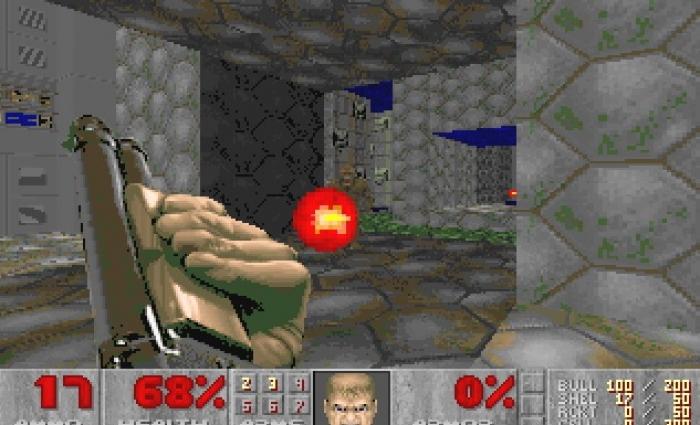 Doom per DOS