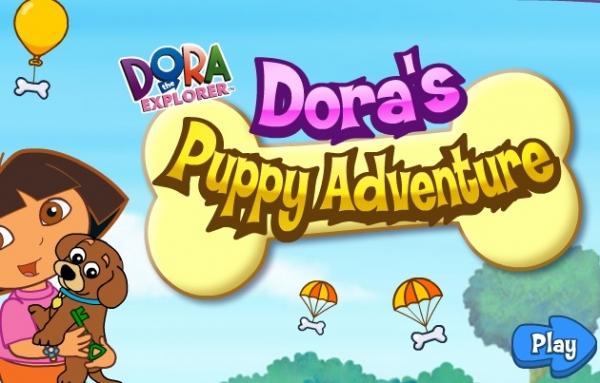 Dora's Puppy Adventure
