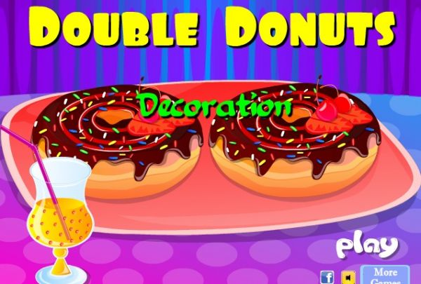 Double Donuts
