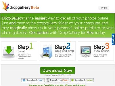 Dropgallery.com