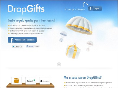 Dropgifts.it