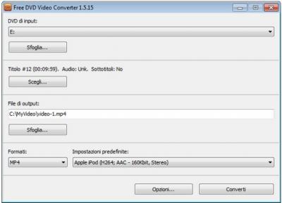 DVDVideoSoft Free DVD Video Converter