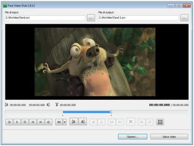 DVDVideoSoft Free Video Dub