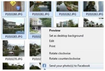 Easy Facebook Photo Uploader for Facebook