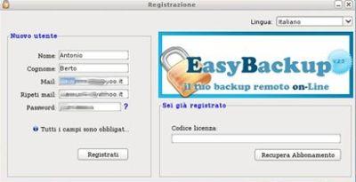 Easybackup
