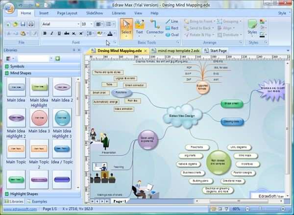 Edraw Mind Map