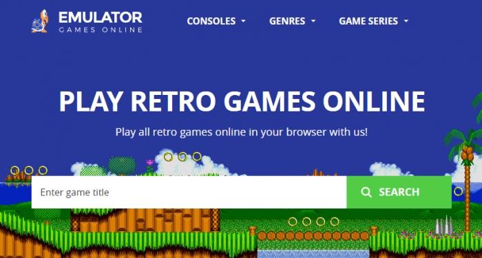 Emulator Games Online