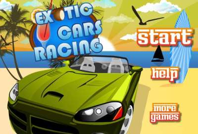Exotic Cars Racing