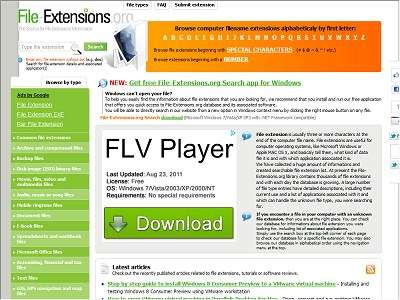 File-extensions.org