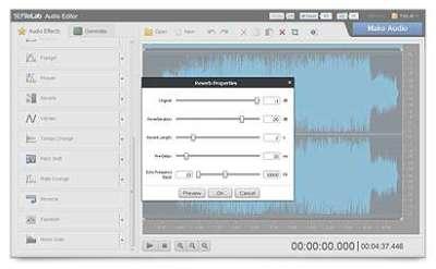FileLab Audio Editor