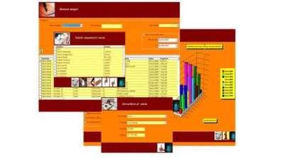 Financial Screen