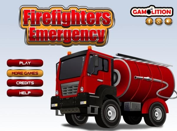 Firefighters Emergency