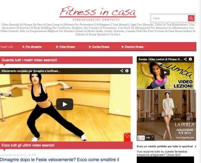 Fitnessincasa.it