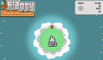 Flappy Space Program