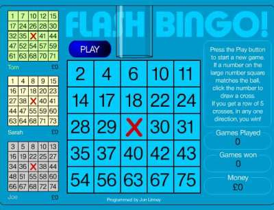 Flash Bingo