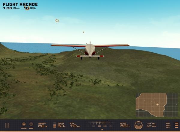 Flight Arcade