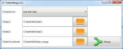 FolderMerge