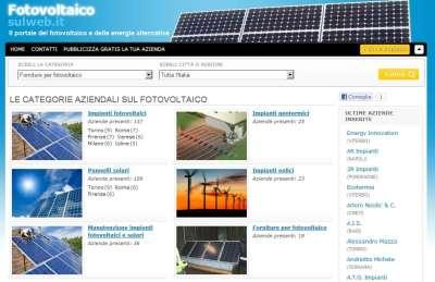 Fotovoltaicosulweb.it