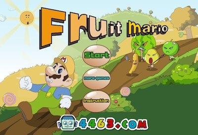 Fruit Mario