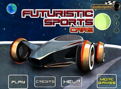 Futuristic Sports Cars
