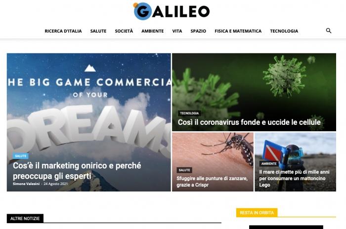Galileonet.it