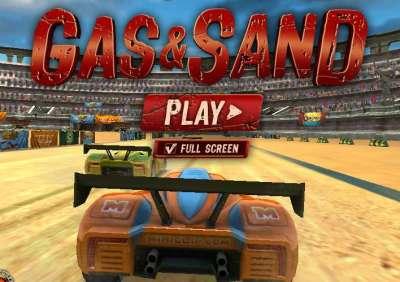 Gas & Sand