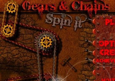Gears & Chains Spin It