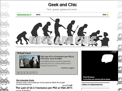 Geekandchic.it