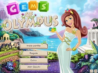 Gems of Olympus