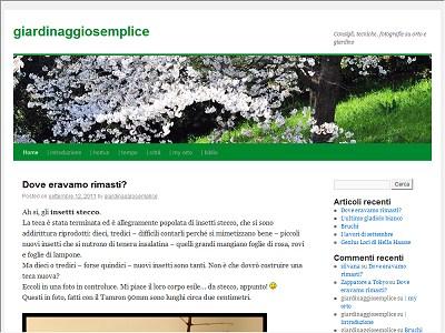 Giardinaggiosemplice.com