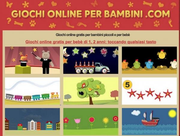 Giochionlineperbambini.com