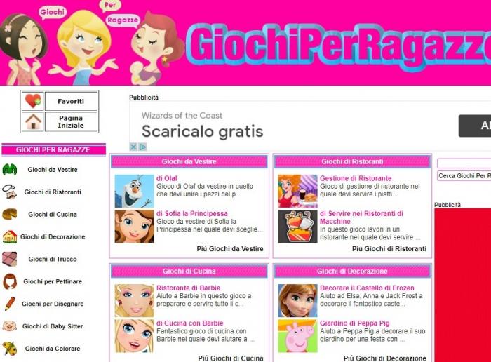 Giochiperragazze.com