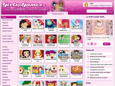 Girlsgogames.it