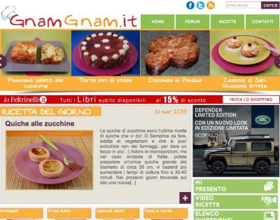 Gnamgnam.it