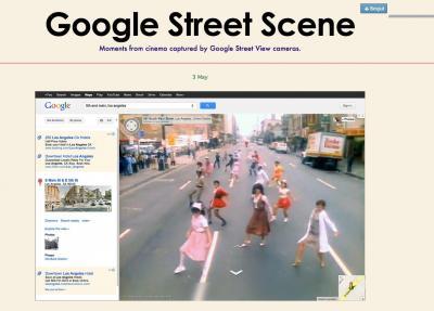 Google Street Scene